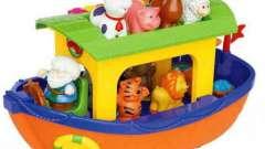"""""""Ноїв ковчег"""" - іграшка для вашого малюка!"""