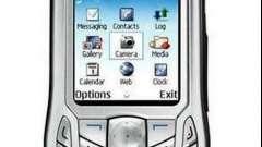 Nokia 6630: характеристики