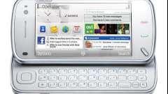 """""""Нокіа"""" н97 - смартфон з висувна клавіатурою"""