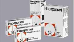 """""""Ноотропил"""": інструкція із застосування, відгуки і форми випуску. Кращий аналог """"ноотропила"""""""