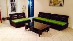 Нова модна меблі - диван з піддонів. Як зробити диван своїми руками?