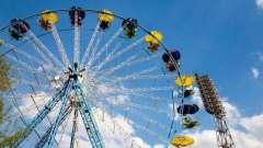 Новосібірськ: центральний парк - кращий оазис для сімейного відпочинку