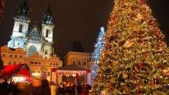 Новий рік в празі: відгуки туристів
