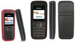 Огляд мобільного телефону nokia 1208