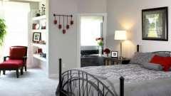 Оформлення спальні для повноцінного відпочинку