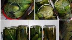 Огірок солоний хрусткий: кулінарні рецепти