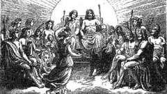 Олімпійські боги. Кому поклонялися в древньої греції?