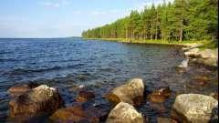 Онезьке озеро - відмінний відпочинок в росії