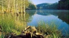 Опис озера карагайкуль (челябінська область)