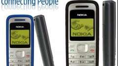 """Опис телефону """"нокиа"""" 1200: характеристики"""