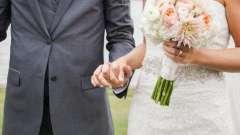 Оригінальні весільні тости і привітання від батьків. Красиві привітання молодятам від батьків