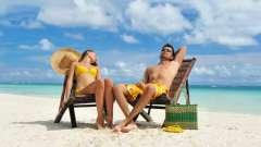 Відпочинок в грудні: з зими на літні курорти