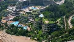 Готель «санрайз» (туреччина) - шикарний відпочинок на середземноморському узбережжі