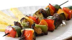 Овочі на мангалі: краще сезонне блюдо