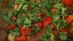 Овочеве рагу з картоплею. Рецепти приготування