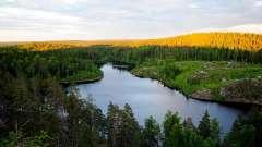 Озера ленінградської області подарують незабутній відпочинок
