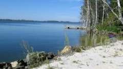 Озеро акакуль (челябінська область). Відпочинок та риболовля