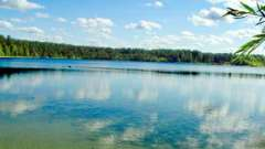 Озеро біле. Рязанська область і її перлина
