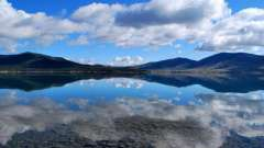 Озеро флатхед, сша: опис, фото