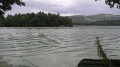 Озеро сунгуль, челябінська область: опис, фото