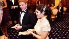 Пам`ятні подарунки батькам на весілля від молодят