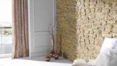 Панелі для стін під камінь - геніальне решение в інтер`єрі