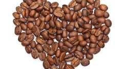 Панно з кавових зерен. Створюємо власноруч ароматні картини