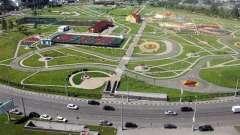 Парк артема боровика в москві запрошує на прогулянку!