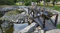 """Парк """"кіото"""" - шматочок японії в українській столиці"""