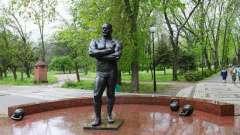 Парк піддубного в єйську - найкраще місце для сімейного відпочинку в місті