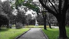 Парк річковий вокзал, парк дружби - найкрасивіші місця для відпочинку