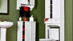 Пенали для ванних кімнат, або як створити затишок у ванній