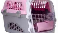 Перенесення для кішки - як вибрати?
