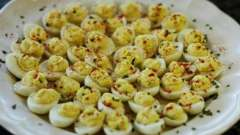 Перепелині яйця. Рецепти приготування