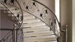 Перила для сходів - невід`ємний атрибут