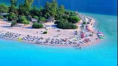 Піщані пляжі туреччині. Кращі місця