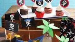 Піратська вечірка для дітей - веселий і радісне свято