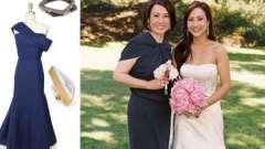 Плаття на весілля для мами нареченої. Примха чи строгий дрес-код?
