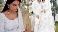 Плаття для никаха - який наряд вибрати нареченій?