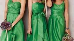 Плаття для подружок нареченої: які вони?