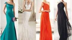 Плаття на випускний в грецькому стилі - найелегантніший наряд