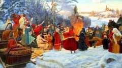 Чому масниця називається масляною? Історія свята масляна