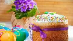Чому на великдень печуть паски і фарбують яйця?