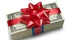 Подарунки з грошей на весілля своїми руками: ідеї