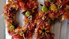 Виріб з природних матеріалів на тему осінь. Захоплююча і пізнавальне заняття