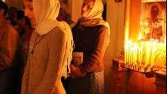 Підготовка до причастя за порадами святих отців православної церкви