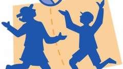 Рухливі ігри в таборі: кілька варіантів