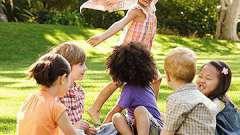 Рухливі народні ігри у вихованні дітей