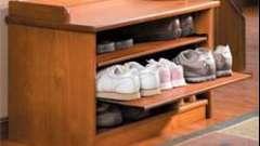 Полички для взуття. Як вибрати?