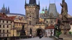 Популярні пам`ятки чехії